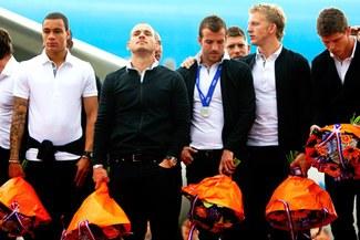 Holanda regresó a casa con medalla de plata