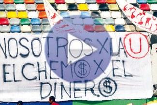 """La Trinchera Norte se la juró a """"Chemo"""" Del Solar"""