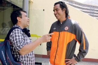 """""""Chemo"""": """"Si Burga reconoce a León y no le da bola a la Junta, me incomoda poco"""""""