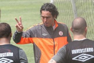 """Universitario quiere a """"Chemo"""" Del Solar por dos temporadas más"""