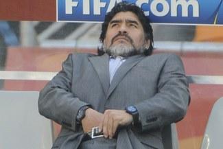 "Caniggia: ""Maradona debería volver a dirigir a Argentina"""