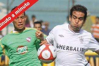 Minuto a Minuto: San Martín 3-1 CNI