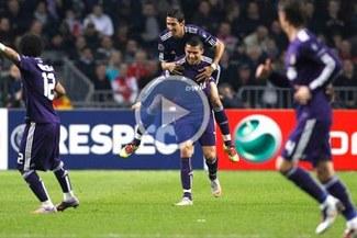 Real Madrid apabulló 4-0 al Ajax