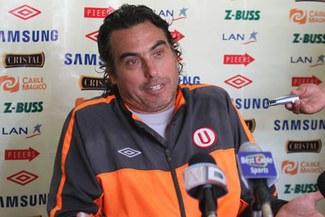 """""""Chemo Del Solar"""": """"La Sudamericana es un torneo importante"""""""