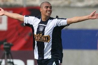 Viza ya es jugador de Alianza Lima y jugará la Libertadores