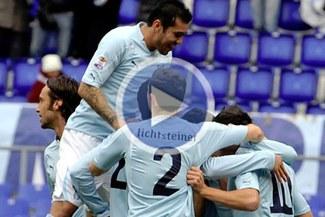 Lazio se acerca al puntero Milán