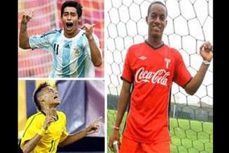 Éstas son las figuras del Sudamericano Sub 20