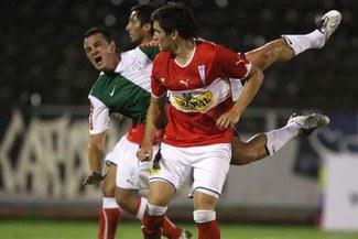 """¡Grítalo a todo pulmón!: """"Látigo"""" Peirone anotó su primer gol con los íntimos"""