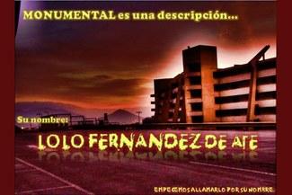 """Hinchas de la 'U' piden que al Monumental se le llame """"Lolo Fernández de Ate"""""""