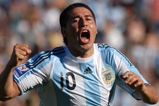 Riquelme quiere participar con Argentina en la Copa América