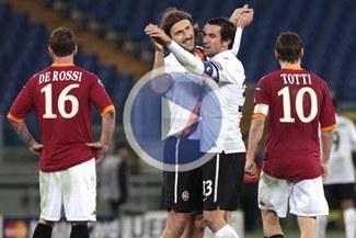 Shakhtar derrotó 3-2 a la Roma en Italia por la Champions