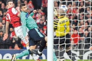 Soltó el Arsenal