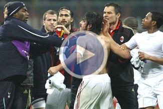 Gattuso ha sido suspendido con cuatro encuentros por conducta antideportiva