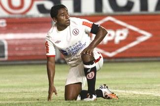 Antonio Gonzales es baja en Universitario por lesión