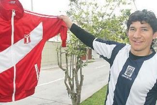 Roberto Ovelar: Quiero jugar por la selección peruana