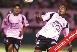 Minuto a Minuto: Sport Boys 1-1 César Vallejo