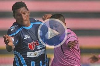 Sport Boys empató en casa con César Vallejo