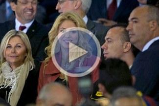 ¿Shakira saló al Barcelona?: Colombiana sufrió por la derrota ante el Real Madrid