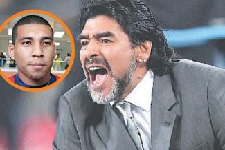 ¡Diego sí jala!