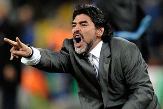 Maradona no dirigirá a Giancarlo Carmona en San Lorenzo