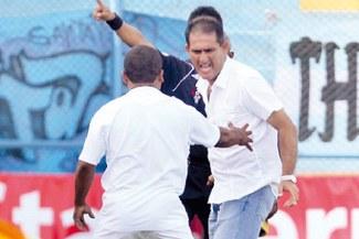 """""""El árbitro nos robó dos puntos"""""""
