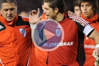 'Pato' Fillol renunció en River Plate por actitud desubicada de Carrizo