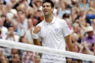 Djokovic obtiene 1,2 millones de euros por su victoria en Wimbledon
