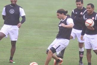 Universitario juega hoy amistoso contra Atlético Grau