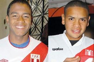 Los 'cachimbos': Chibolos Andy Polo y Alexander Callens 'ingresaron' a la selección