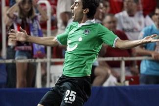 Sorpresas: Hannover y Bratislava eliminaron al Sevilla y la Roma de la Europa League