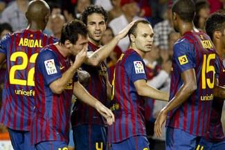 Fábregas sobre el Barcelona: Está llamado a ser el mejor equipo de la historia