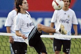 Fernando Gago: Estoy muy feliz de poder jugar en la Roma