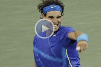Va por el título: Rafael Nadal venció y repetirá la final contra Novak Djokovic