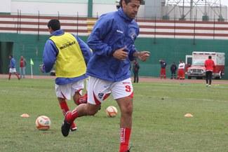 Sergio Ibarra jugará como único delantero en Cienciano sobre Unión Comercio