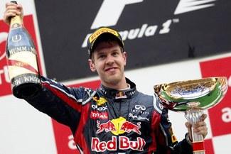 Fórmula Uno: Sebastián Vettel ganó el Gran Premio de la India