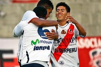 José Gálvez volvió a Primera División al vencer a Minero