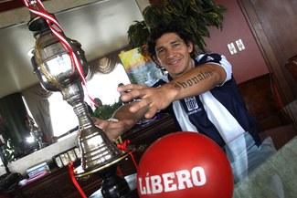 Roberto Ovelar fue confirmado en el once de Alianza Lima para el Play Offs final