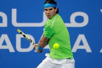 Lo 'destrozaron': Rafael Nadal perdió ante David Ferrer en torneo de Abu Dabi
