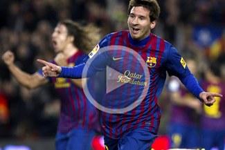 Imparables: Barcelona aplastó 4-0 al Osasuna por la Copa del Rey