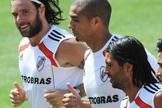 David Trezeguet: Es el momento ideal para hacer historia en River Plate