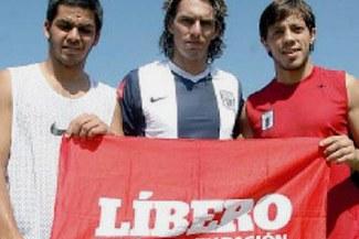 Le da un ataque: Navarro, 'Zlatan' y Charquero representan la ofensiva demoledora íntima