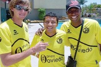 Juan Aurich jugará esta tarde un partido amistoso ante la Universidad César Vallejo