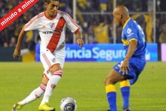 Minuto a Minuto: Boca Juniors vence 2-0 a River Plate por el Torneo de verano