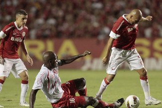 No pudo soplar en Brasil: Juan Aurich perdió 2-0 ante Inter de Porto Alegre - VIDEO