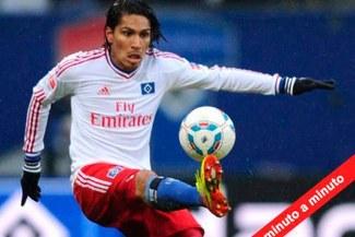 Minuto a Minuto: Borussia Mönchengladbach 1-1 Hamburgo