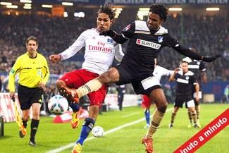 Minuto a Minuto: Hamburgo 0-4 Stuttgart