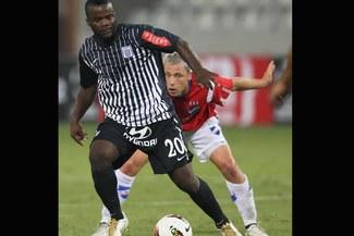 ¡Te vamo' a extrañar! Montaño jugó su último partido con Alianza Lima