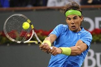 Nadal debuta en el Masters 1000 de Miami con el ganador del duelo entre Andujar y Giraldo