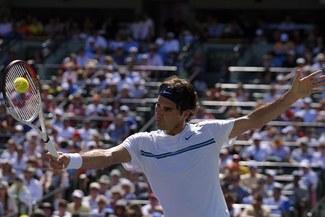 Quiere otro título: Roger Federer derrotó a Harrison en Miami