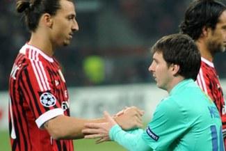 ¡Qué partidazo! Milan recibe a Barcelona por los cuartos de final de la Champions